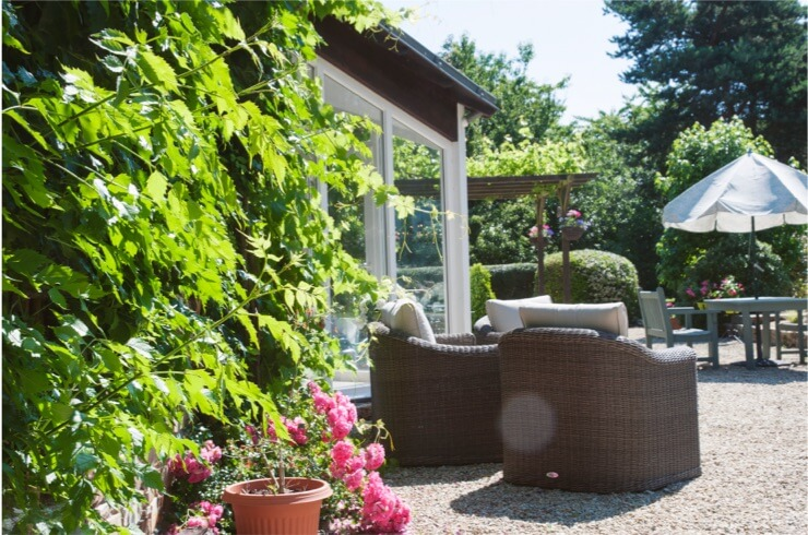 La Marmoire offer an exceptional bed and breakfast experience.